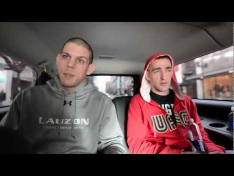 Dana White UFC 155 vlog day 1