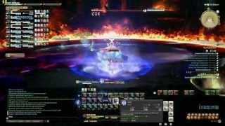 FFXIV - We let Ultima get his Limit Break go off.