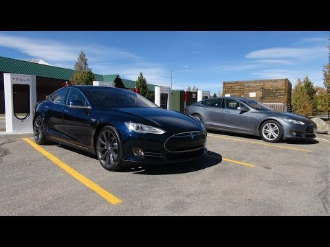 2014 Tesla Model S P85+ takes on the Ike Gauntlet Review (Part 3)