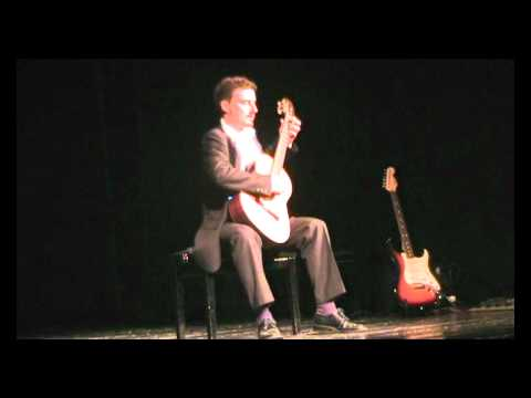 C. Domeniconi Variations on an Anatolian Folksong played by Vlade Brzovic