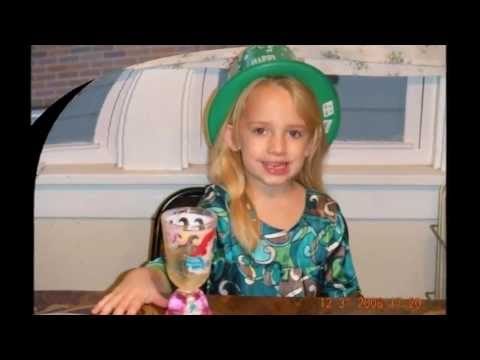 A video made for Candace's 10th Birthday