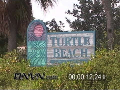 9/14/2005 Turtle Beach, Sarasota FL Video