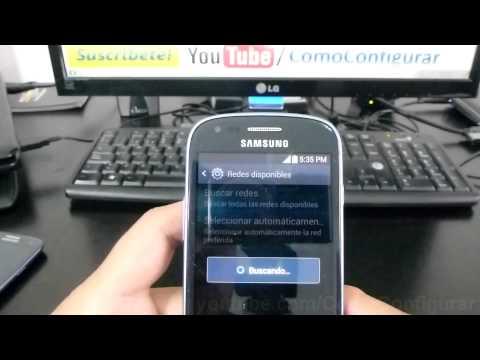 Cómo mejorar la recepción de una señal Samsung Galaxy S3 mini español Full HD