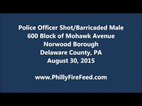 Norwood, Delaware County, PA Police Shooting 8-30-15