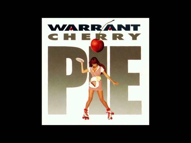 Cherry Pie - Warrant Cherry Pie 1990