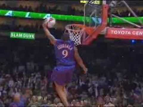 NBA BASKETBALL SLAM DUNK CONTEST 2006