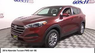 2016 Hyundai Tucson HEMET BEAUMONT MENIFEE PERRIS LAKE ELSINORE MURRIETA 509533C