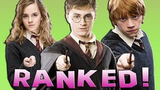 8 Harry Potter Movies Ranked