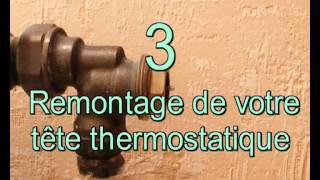 Play d monter un mitigeur thermostatique - Comment debloquer un robinet thermostatique ...