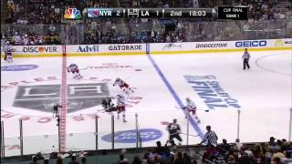 NY Rangers vs LA Kings 06/04/14 NHL Stanley Cup Final Game 1