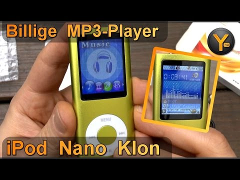 Billig MP3-Player im Test: