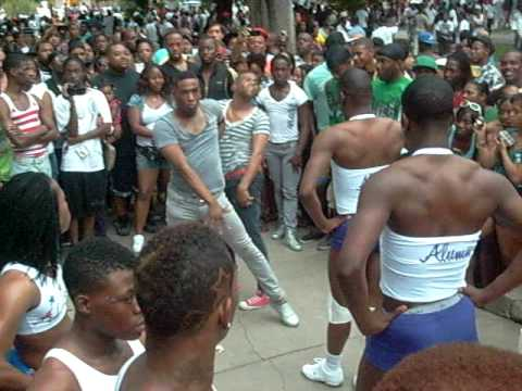 Atlanta Black Gay Pride 2009 4 video