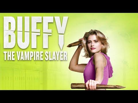 Buffy the Vampire Slayer (1992) - Trailer