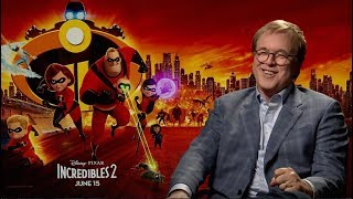 Brad Bird talks Incredibles 2