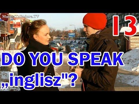 """DO YOU SPEAK """"inglisz"""