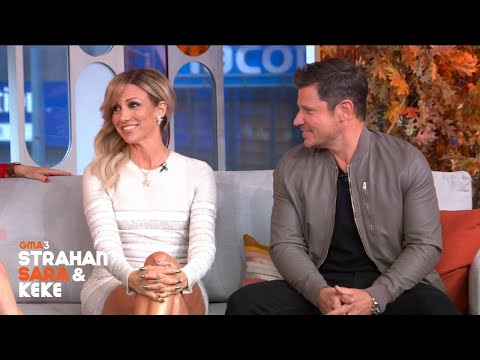 It's An '80s/'90s Flashback With Debbie Gibson And Nick Lachey