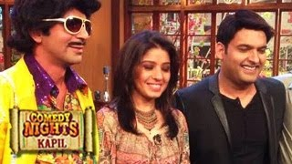 COMEDY NIGHTS WITH KAPIL 28th September 2013 Episode - Sunidhi Chauhan Special Episode