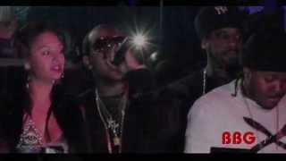 Chinx Drugz Live at Club Pyur & Fights Break Out