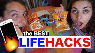 Summer Life Hacks You NEED to Try!