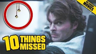 SOLO: A STAR WARS STORY Trailer Breakdown - Things Missed & Easter Eggs