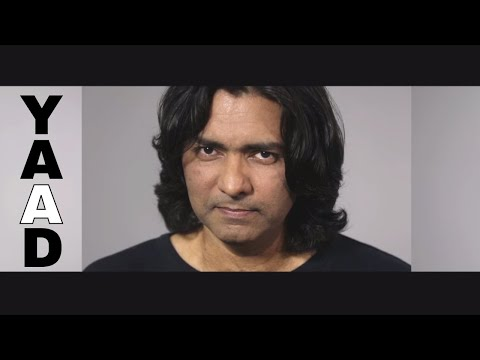 Sajjad Ali - Yaad  (Official Video)