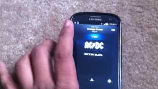 Samsung Galaxy S3 Music Player And Google Play Music App Comparison Review VideoMp4Mp3.Com