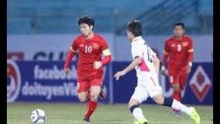 tin tức 24h  - Công Phượng lập kỷ lục sau khi giúp U23 Việt Nam vượt qua Thái Lan