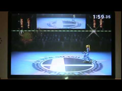 Super Smash Bros. 4 3DS: Zero Suit Samus - Tips & Tricks