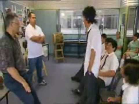 Jonah Takalua - Jail (Chris Lilley)