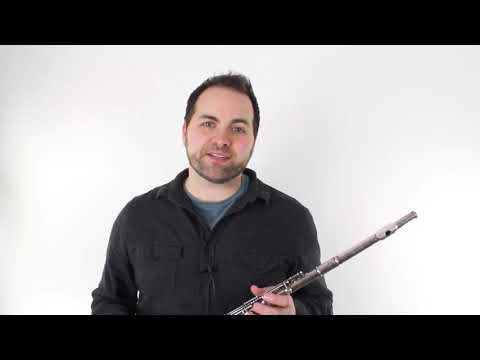 Flute - How to Play