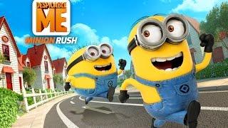 Despicable Me: Minion Rush - Spring Trailer