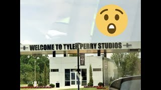 I Went To Tyler Perry Studios!