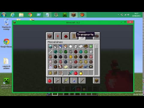 Como aparear caballos en minecraft 1.7.2