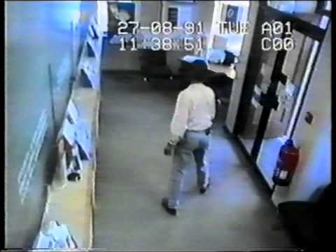 Stupid Criminals Caught On Tape!