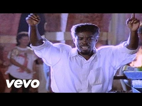 Billy Ocean - Calypso Crazy