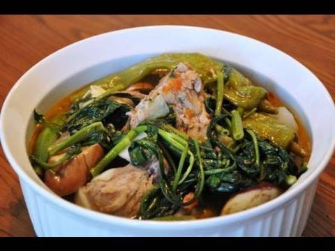 Sinigang Na Buto-buto With Gabi video