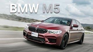 BMW M5 - ¿Tracción trasera o integral? tu eliges