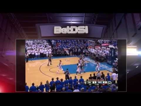 2014 NBA Playoffs Odds | San Antonio Spurs vs Oklahoma City Thunder Game 6