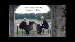 De Jong & De Jong - Antonio Vivaldi,  Concerto in a - RV 522 (allegro)