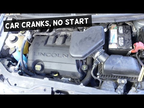 CAR CRANKS BUT DOES NOT START. WHAT TO DO?