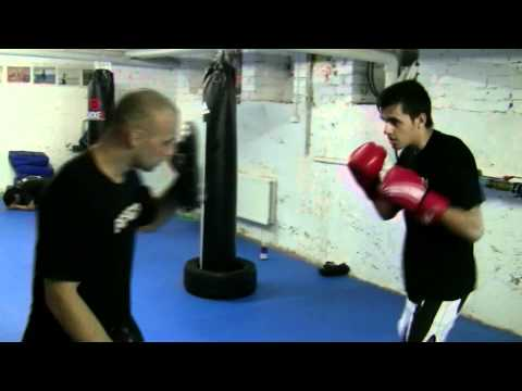 Sanshou Kickboxing Workout 2 Image 1