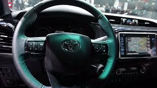 Toyota Hilux #AutoShow #StyleOfCar #viral2019 #0072202