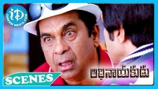 Adhinayakudu - Adhinayakudu Movie - Balakrishna, Brahmanandam Nice Comedy Scene
