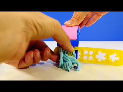 Play Doh My Little Pony POP Rarity & Princess Luna Toys Style Design Build MLP Bracelet