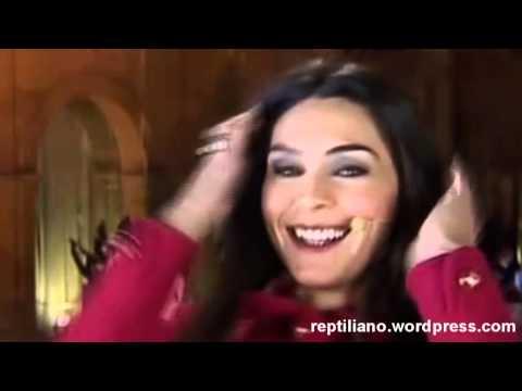 Marta Fernandez reptilian shapeshifting