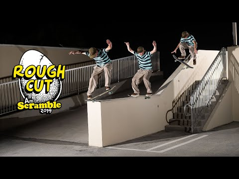 "Rough Cut: Aaron Goure and Jesse Lindloff's ""Am Scramble"" Footage"