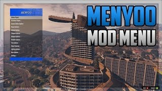 [GTA5] MOD Menu Menyoo PC Car Changer , Fix Car , Player trasformation  + Download