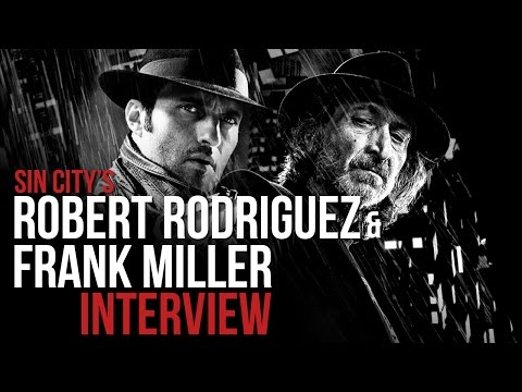 Sin City 2: Rodriguez And Miller On How Eva Green Was The Perfect Casting Choice