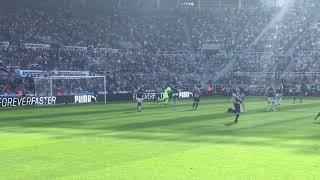 Newcastle vs West Ham 3-0