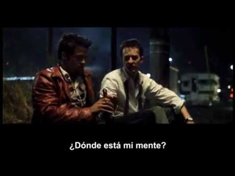 Pixies - Where Is My Mind? - Subtitulado En Español - The Fight Club